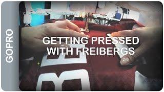 Getting pressed with Ralfs Freibergs | #IIHFWorlds 2016