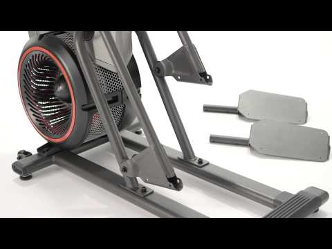 Bowflex Max Trainer M5 Assembly Video