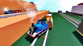 THOMAS AND FRIENDS Crashes Surprises Compilation ACCIDENT 2021 WILL HAPPEN 32 Thomas The Tank Engine