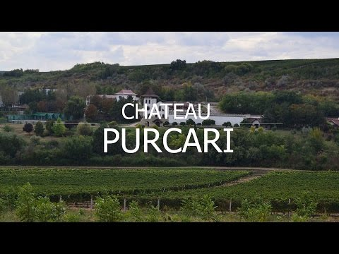 WineSafari: Chateau Purcari