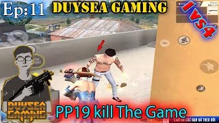 1vs4!Duysea Gaming Montage||Ros Solo vs Squad || Rules of Survival || Duysea,SAXY,Jayzee|| EP:11