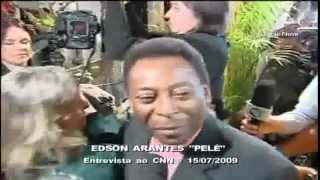 Edson Arantes do Nascimento, o Pelé, completa 75 anos