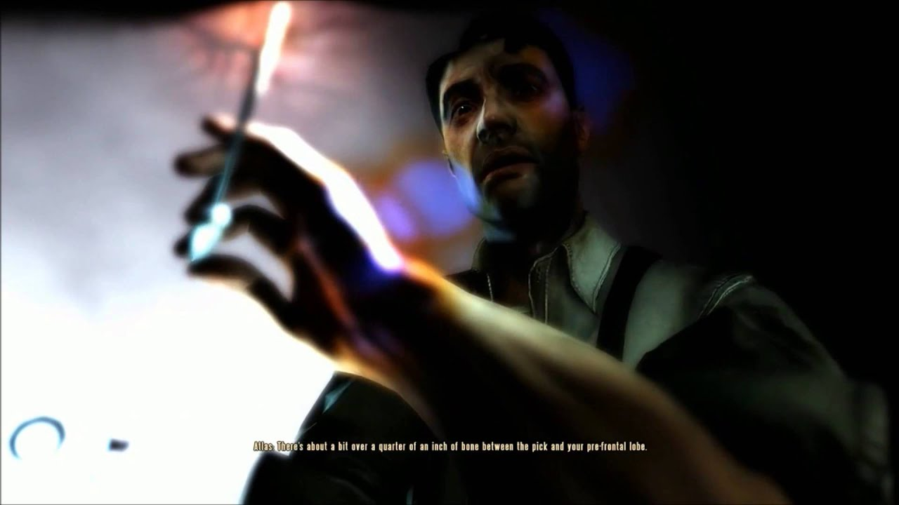 Bioshock Infinite Burial At Sea Ep 2 Atlas Fontaine - YouTube