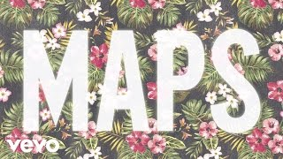 Gambar cover Maroon 5 - Maps (Audio)