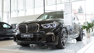 BMW X5 M50d(G05)2019 Review
