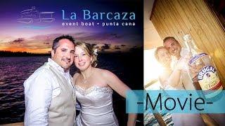 La Barcaza Wedding And Event Boat - Wedding Boat Punta Cana - Caribbean Emotions