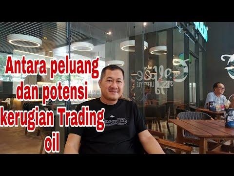 Trading minyak trading crude oil pahami peluang dan resikonya