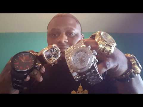 INVICTA WATCH REVIEW 2017