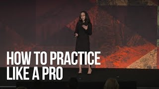 How to Practice like a Pro | Angela Duckworth