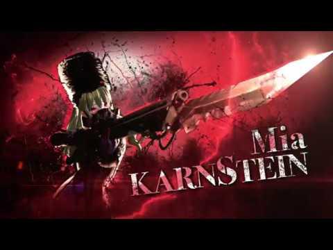 CODE VEIN Character Trailer: Mia Karnstein | X1, PS4, Steam