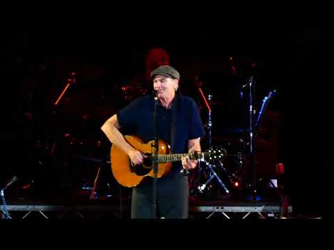 James Taylor - Mexico - Live In Italy 2018