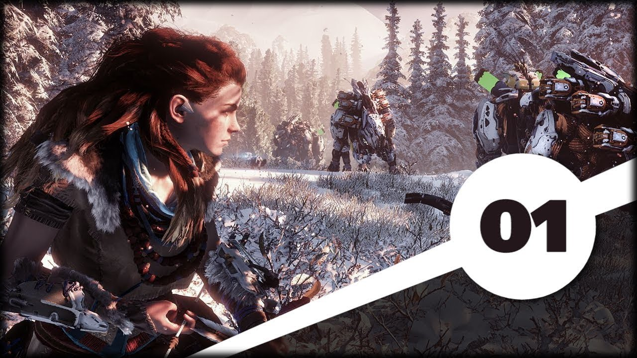 Horizon Zero Dawn: The Frozen Wilds (01) Przygoda!