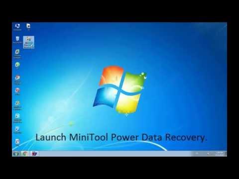 minitool power data recover