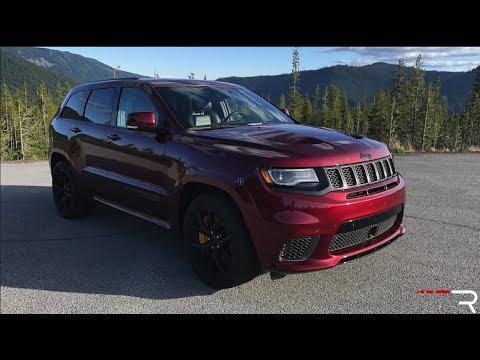 2018 Jeep Grand Cherokee Trackhawk – Redline: Review