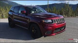 2018 Jeep Grand Cherokee Trackhawk – Redline: Review