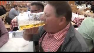 VTC14_Đức: Lễ hội bia lớn nhất thế giới kết thúc thành công