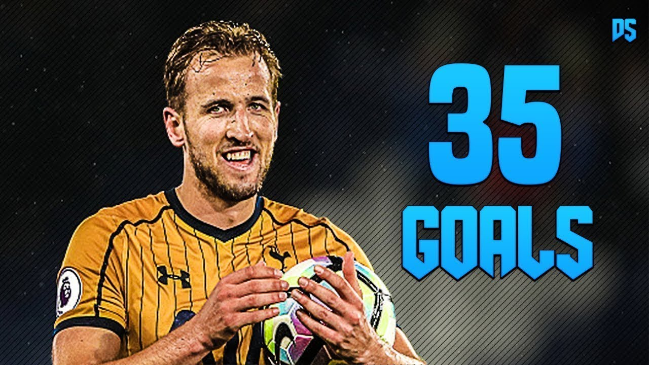 Download Harry Kane ● All 35 Goals ● 2016 17   HD