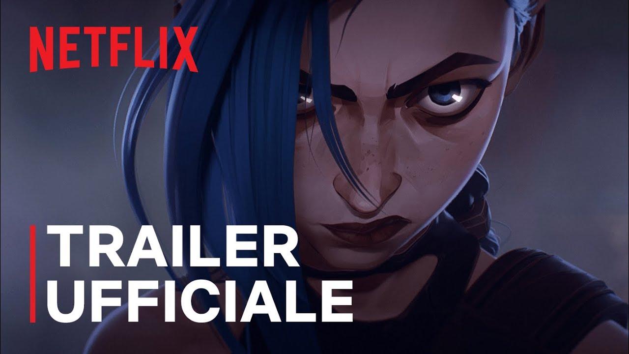 Download Arcane | Trailer ufficiale | Netflix