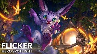 Flicker Hero Spotlight