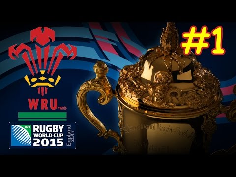 Rugby World Cup 2015 1  Wales vs Uruguay