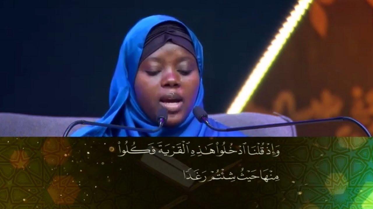 Download International Al-Quran Memorisation Assembly 2019 - Hasiya Usman Jibrilla (Nigeria)