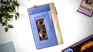 First Sony Walkman TPS-L2 1979 - Restoration & Repair