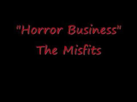 Horror Business The Misfits
