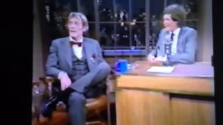 David Letterman Peter O