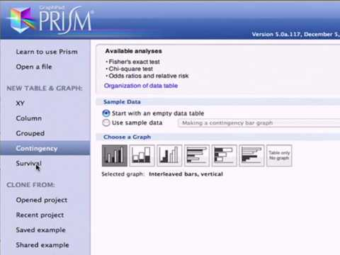prism graphpad software free