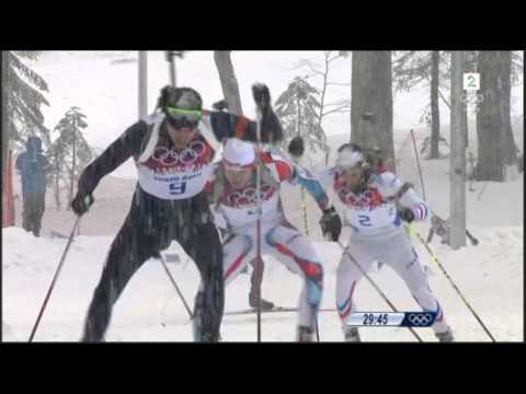 Biathlon Men 15KM Mass Start | Sochi 2014 (w/ Nowegian commentary)