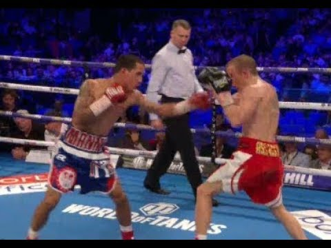 EMMANUEL RODRIGUEZ vs PAUL BUTLER  IBF BANTAMWEIGHT TITLE  FULL FIGHT !! no footage