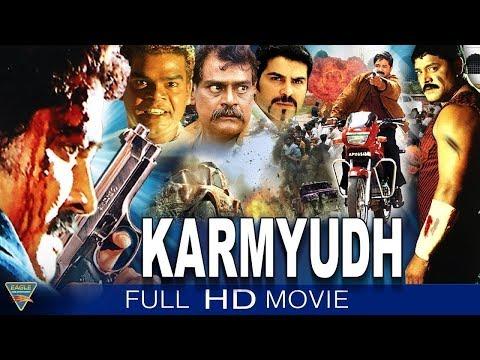 Karm Yudh 4K (Kedi No 1) Hindi Dubbed Full Length Movie || Ramya Krishnan, Srihari