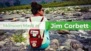 Monsoon At Jim Corbett   National Park   Weekend Trip From Delhi