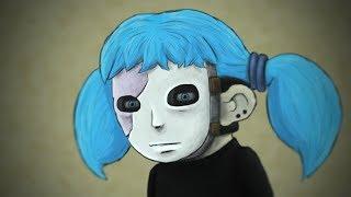 Играем в Sally Face :3