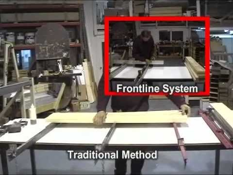 Frontline Panel Clamps The Worlds First Timber Laminating