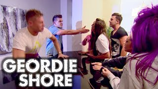 Geordie Shore Season 6 -Gary Loses His Cool | MTV