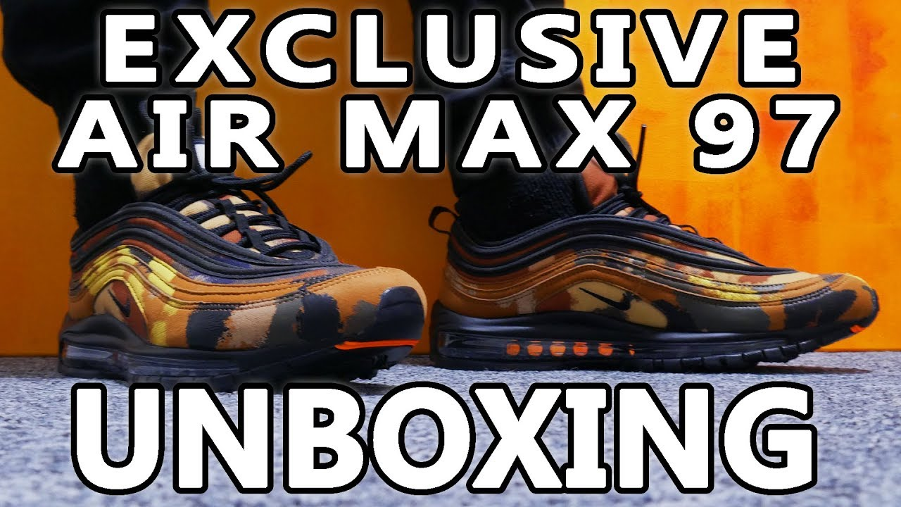 Details about Nike Air Max 97 Country Camo Pack Italy AJ2614 202 US Size 11