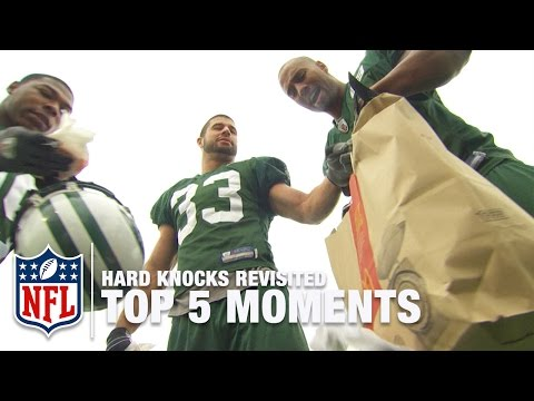 Hard Knocks Top 5 Most Memorable Moments  NFL Now