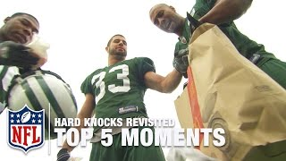 Hard Knocks Top 5 Most Memorable Moments | NFL Now 2017 Video