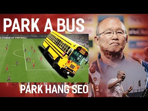 PES2019 Park Hang Seo Tactics   Park A BUS