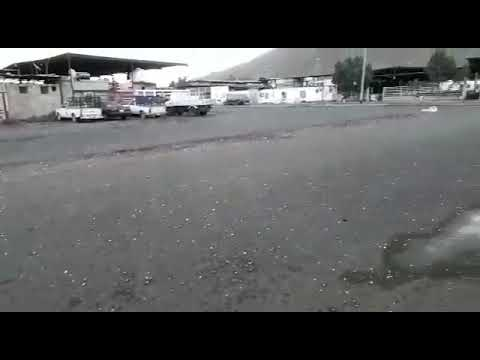 Heavy rain in Dammam, Saudi Arabia 16/02/2017 | Doovi