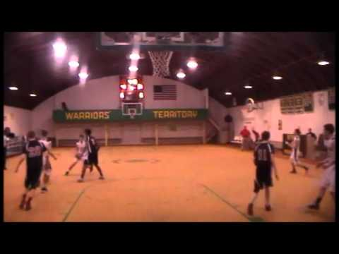 Derek Wallis, Westwood Baptist Academy class of 2015 highlights