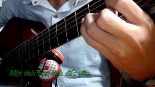 Kỉ Niệm Trường Xưa guitar Intro