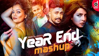 HITS OF 2019 | Year - End Mashup (Zack N Mashup) | Remix Songs 2019 | Sinhala Remix Songs