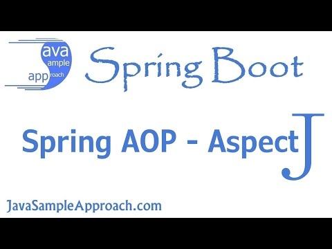 [Demo] How to: Spring AOP and AspectJ, Aspect, Advice, Pointcut, JoinPoint, Annotation | Spring Boot