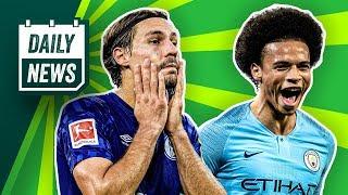 Stambouli fehlt Schalke 04 lange! Krankheitswelle beim BVB!