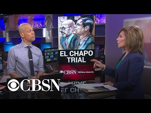 El Chapo trial: Jurors work through evidence on Day 3 of deliberations