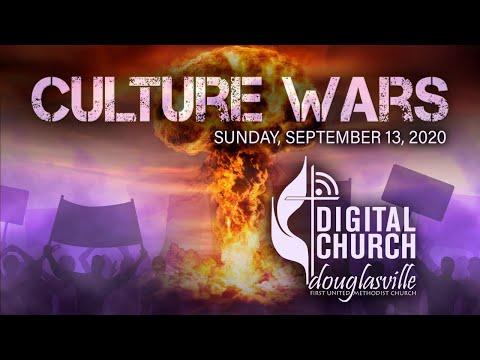 Douglasville First UMC Digital Church September 13