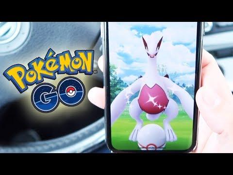 Download Youtube: ¡CAPTURO LUGIA SHINY en Pokémon GO! [Keibron]