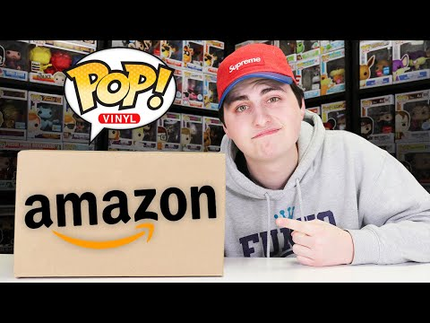 I Bought A $50 Amazon Funko Pop Mystery Box So YOU Don't Have To!